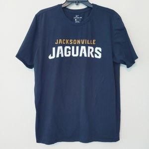 Nike Jacksonville Jaguars T-Shirt. Unisex XL